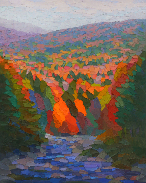 Brian Kiernan, 'Ellis River Pinkham Notch', ca. 2016, L'Attitude Gallery