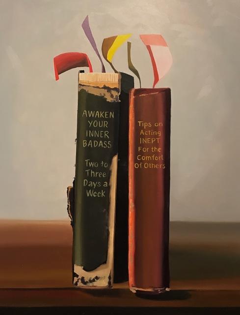 Tracey Harris, 'Awaken Your Inner Badass', 2016, M.A. Doran Gallery