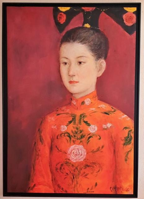 Rukying Khymarn, 'Princess Lao ', 2017, Asiart Gallery