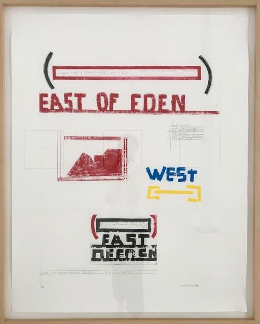 , 'EAST OF EDEN,' 1996, Brigitte March International Contemporary Art