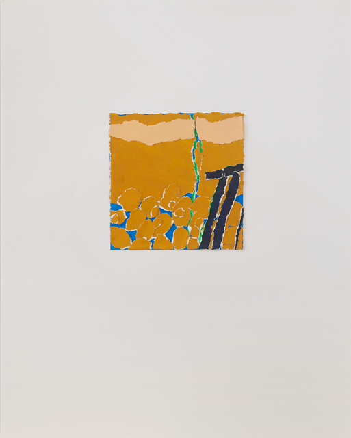 , 'Untitled III (gold),' ca. 1978, Susan Eley Fine Art