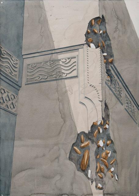, 'Art Deco Almendrado II (Almond Art Deco II),' 2012, Habana