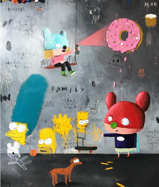 , 'Simpson tribute,' , PIGMENT GALLERY