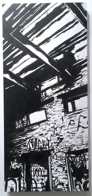 , 'Baulk,' 2019, Deep Space Gallery