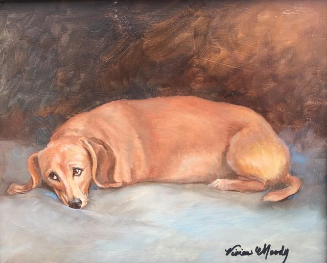 , 'You're Home,' , Dog & Horse Fine Art