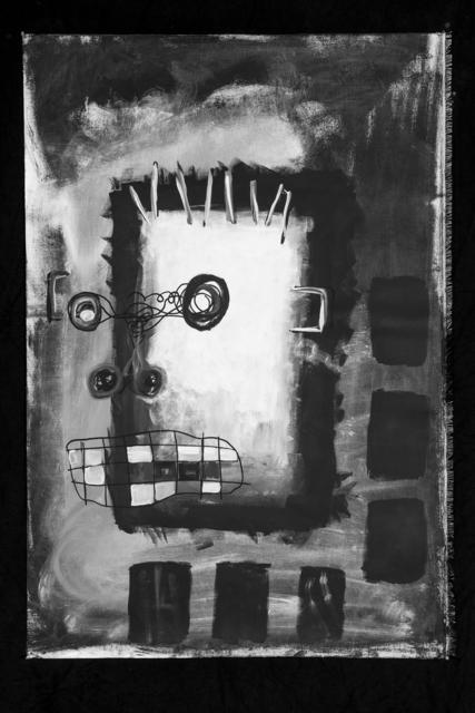 , 'Come Undone,' 2015, Galleri Duerr