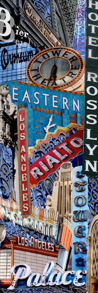 , 'Downtown LA Mixed Bag V Color,' 2014, Craig Krull Gallery