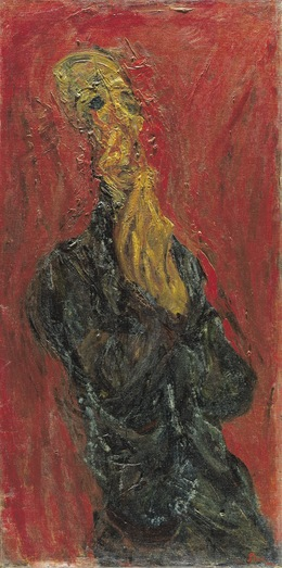 Chaim Soutine, 'L'Homme en Priere. (The man in Prayer)', 1921-1922, ARS/Art Resource