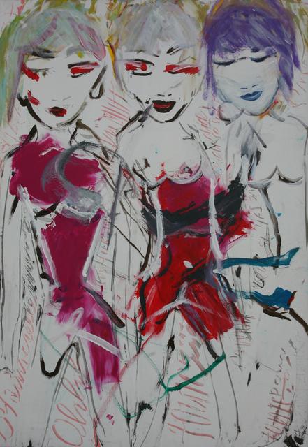 Kiddy Citny, 'Liebe dich', 2014, Blanca Soto Arte