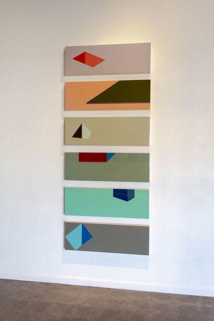 , 'Stack II,' 2018, Galleri Urbane