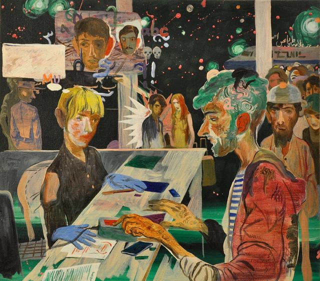 , 'Jetsetter,' 2015, Aicon Gallery