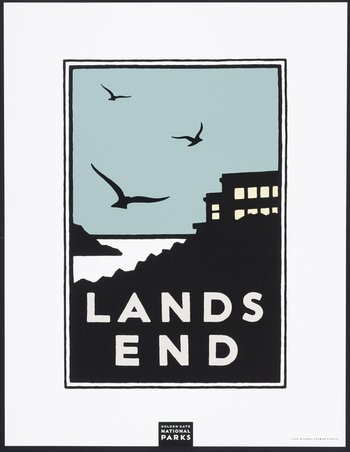 , 'Lands End,' 1995, Legion of Honor