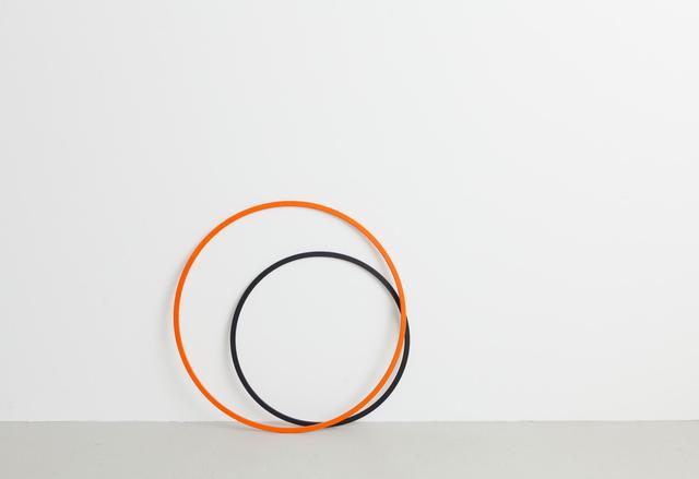 , 'Umlaufbahn,' 2016, Galerie Christian Lethert