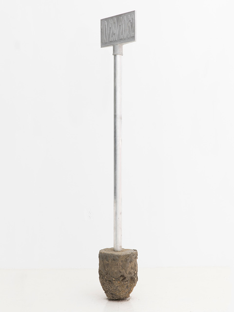, '10/29/2062,' 2017, Fisher Parrish Gallery