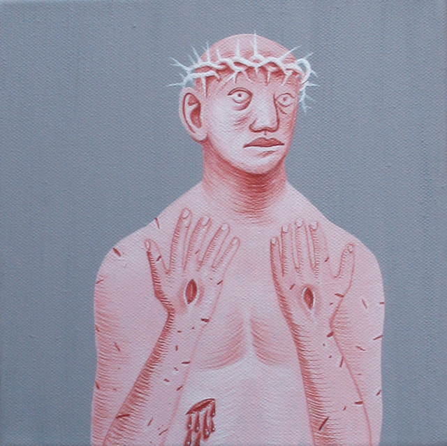 , 'Small Christ 6,' 2010, Anaid Art