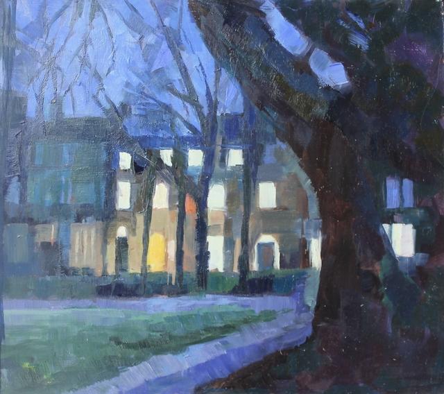 , 'Portland Square,' , Castlegate House Gallery