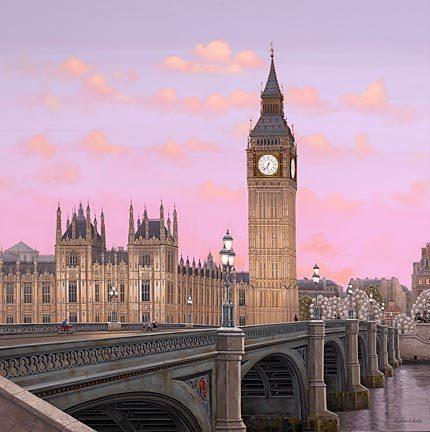 , 'London (European cities),' 2008, Martin Lawrence Galleries