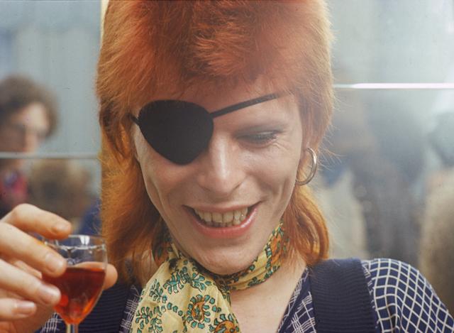 Gijsbert Hanekroot, 'David Bowie, Amstel Amsterdam - The Netherlands', Feb 13th-1974, Achillea Gallery