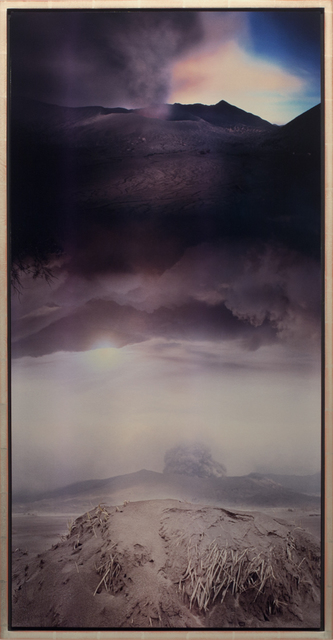 , 'Between Heaven and Earth, Mt. Bromo Volcano, E. Java,' 2011, Brian Gross Fine Art