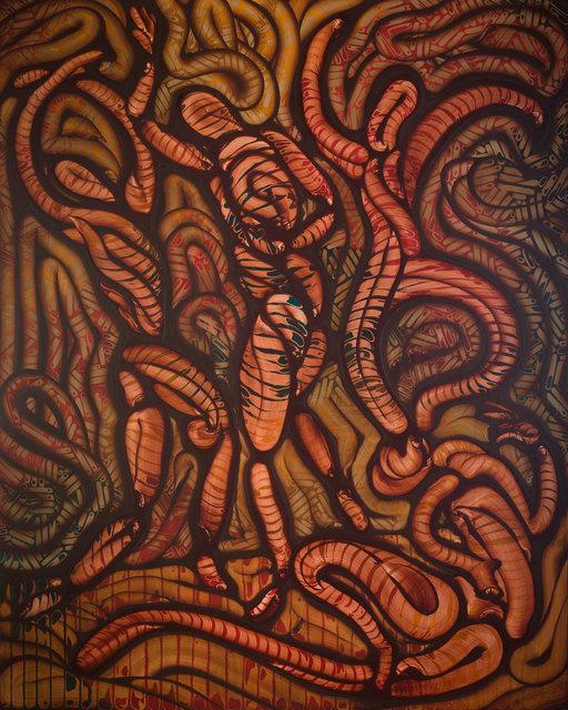 , 'Tiger Rag,' 2018, DENK Gallery