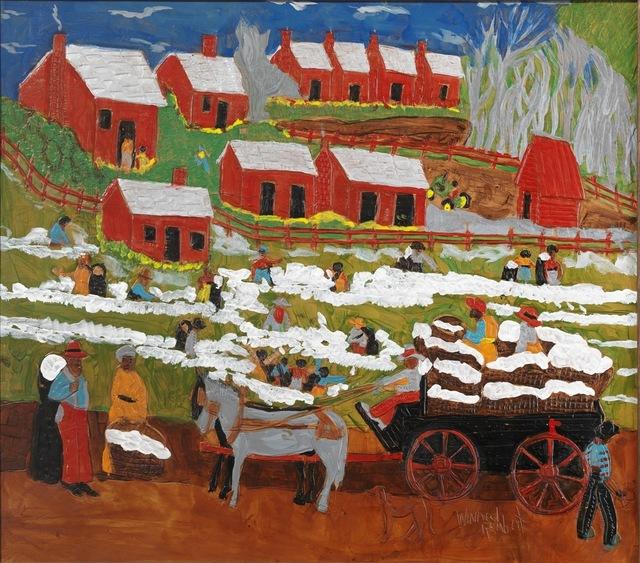 , 'John Deere Tractor,' 2014, Adelson Galleries