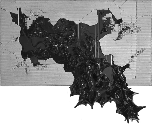 , 'Black Dahlia,' 2014, JanKossen Contemporary