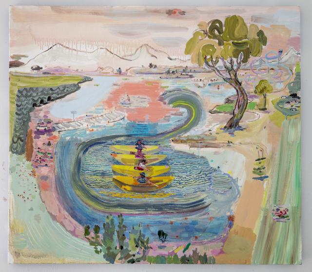 , 'Emigrant Lake,' 2017, Huxley-Parlour