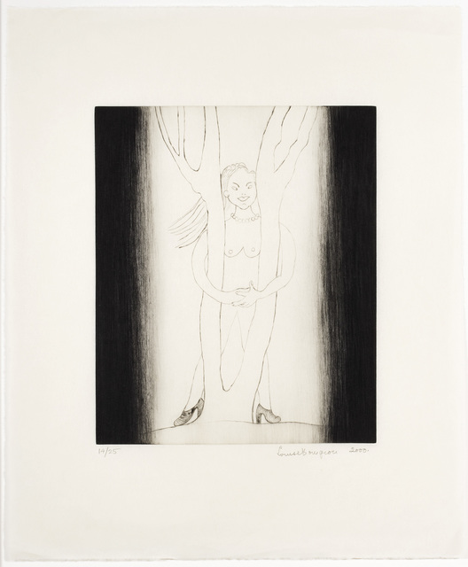 , 'Embracing the Tree,' 2000, Marlborough Gallery