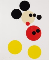 Damien Hirst, Mickey (Small)