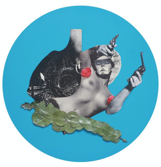 , 'Pistoleira,' 2018, RV Cultura e Arte