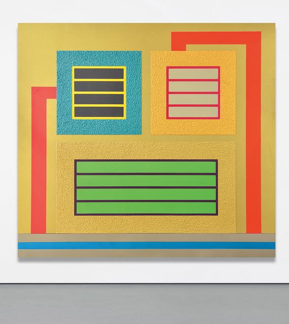 Peter Halley, 'Layover', 2012, Phillips
