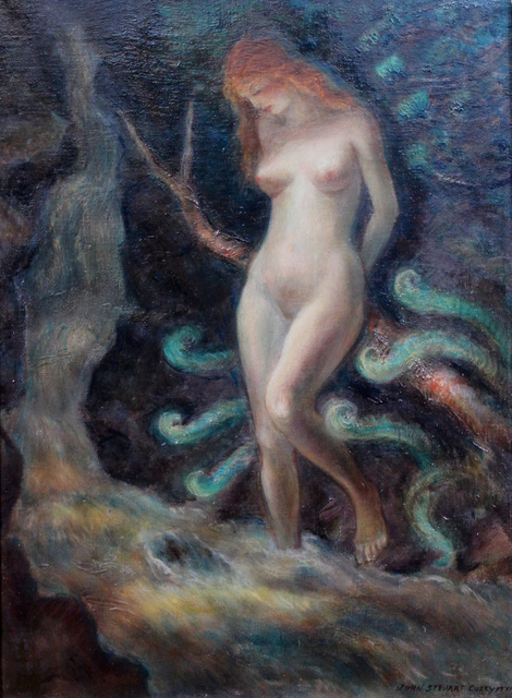 , 'Nude in a Waterfall,' 1941, Kiechel Fine Art