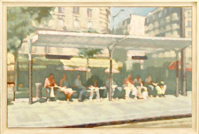 , 'Porte De Versailles,' 2008, Galerie Art Jingle