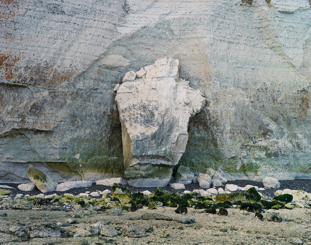 , 'Les Petites Dalles, April ,' 2006, Huxley-Parlour