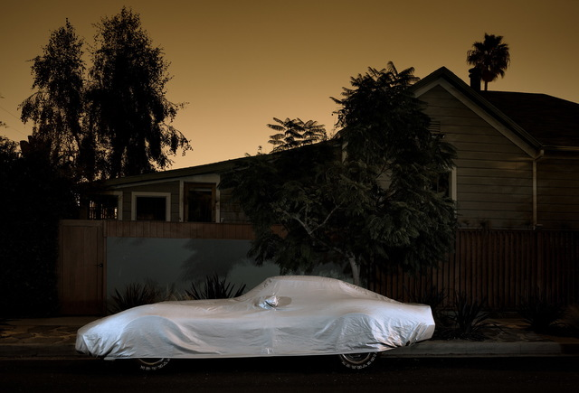 , 'Sleeping Car, Marshall Drive,' 2012, Fahey/Klein Gallery