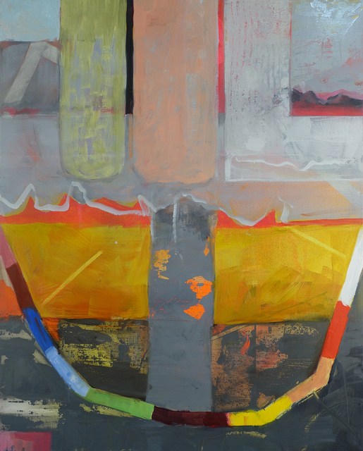, 'Troposphere in Pounds,' 2018, John Davis Gallery