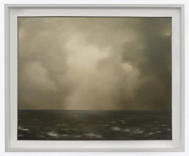 , 'Seestück (Oliv bewölkt),' 1969, Van de Weghe Fine Art