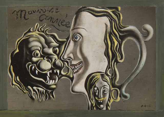 Salvador Dalí, 'Mauvaise Année', 1937, HELENE BAILLY GALLERY