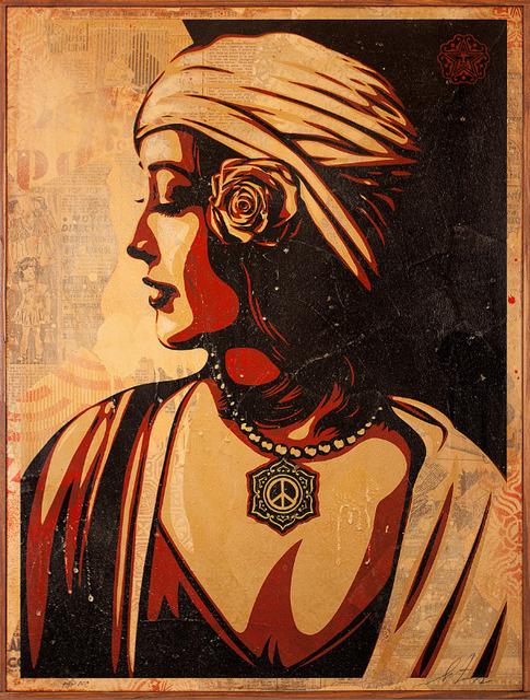 Shepard Fairey (OBEY), 'Harmony', 2012, McCaig-Welles