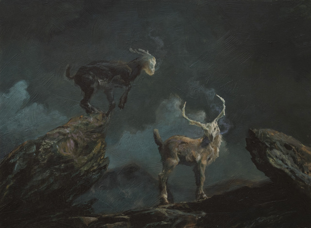 , 'Capri Noctis,' 2018, Haven Gallery