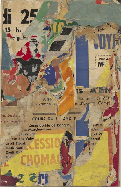 , 'Rue de la Grille,' 21 février 1961, Modernism Inc.