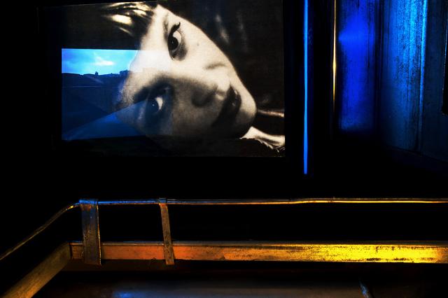 , 'I'm Berlin/frame 1,' 2015, Shazar Gallery