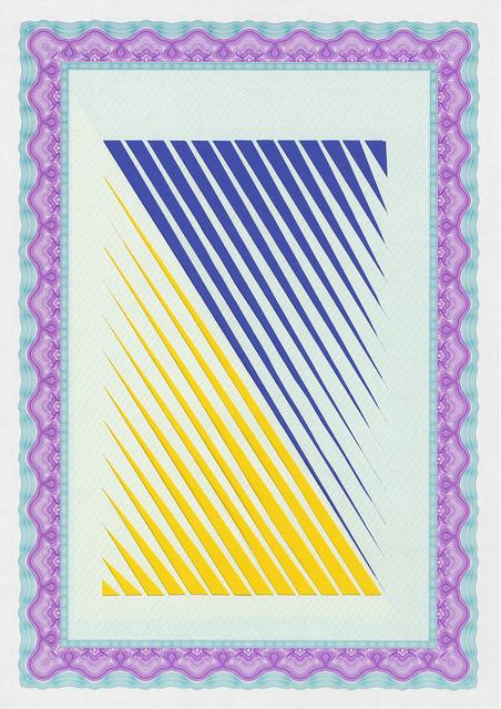 , 'De la serie Artesanías Modernas (3),' 2014, Oficina #1