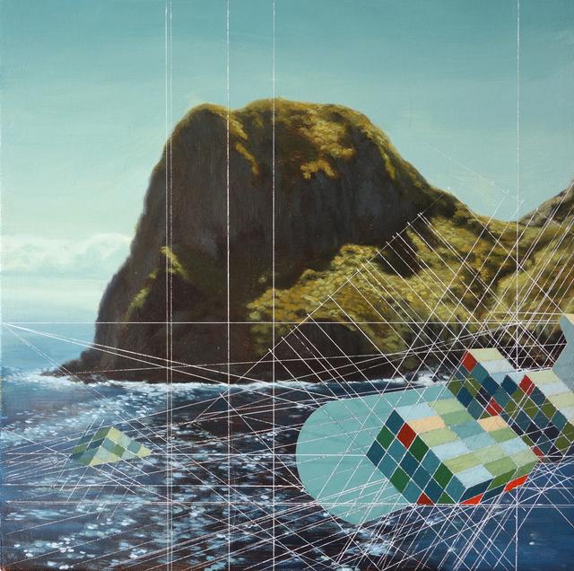 , 'Shipwreck, Kahakuloa Head,' 2015, G. Gibson Gallery