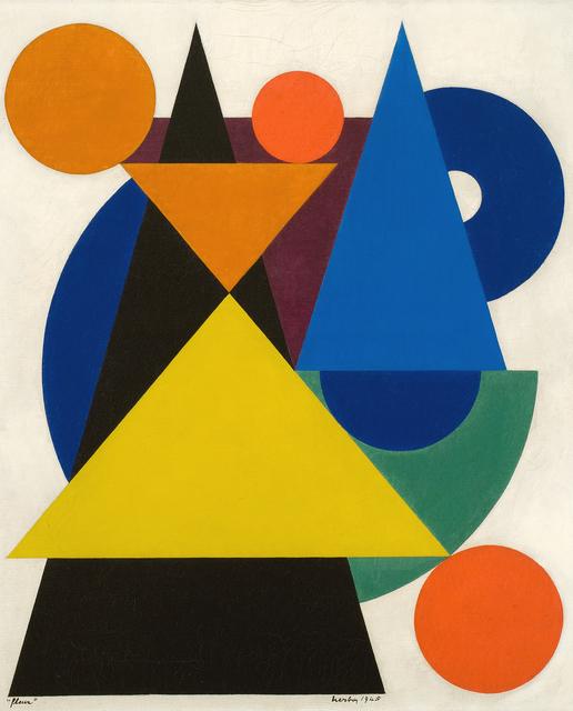 , 'Fleur III,' 1945, Galerie Le Minotaure