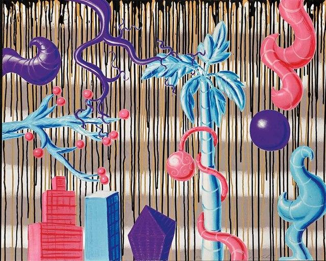 Kenny Scharf, 'Acid Rain', Martin Lawrence Galleries