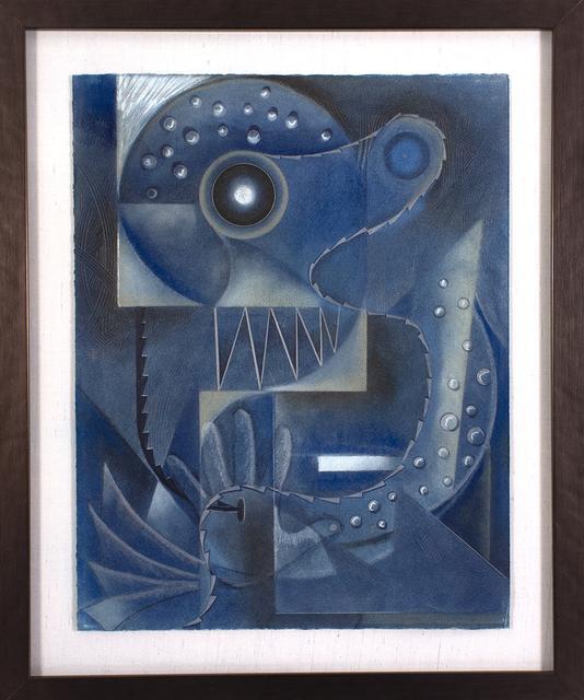 , 'Full Moon,' 1998, Blue Rain Gallery