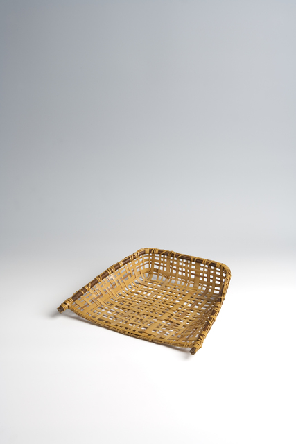 , 'Autumn Ikebana Basket (T-3302),' Showa era (1926-89) ca. 1941, Erik Thomsen