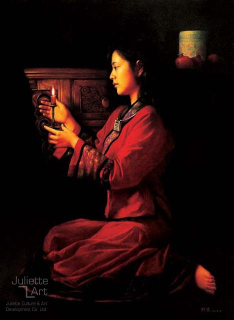 , 'Candle,' 2003, Juliette Culture and Art Development Co. Ltd.