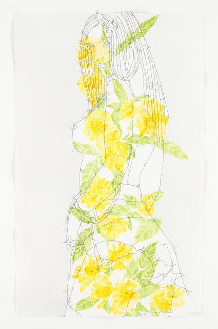 , 'The Love Warrior,' 2012, Tina Kim Gallery